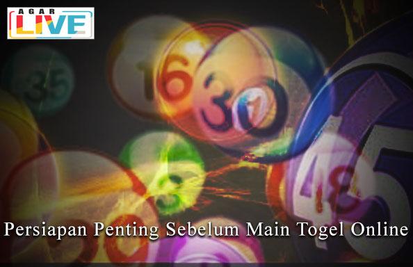 Togel Online - Persiapan Penting Sebelum Main Togel Online - Agario0
